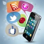 Facebook, Twitter, Pinterest...