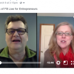 3 Benefits of FB Live for Entrepreneurs