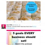 How To Set a No Nonsense Goal for Your New Social Media Channel